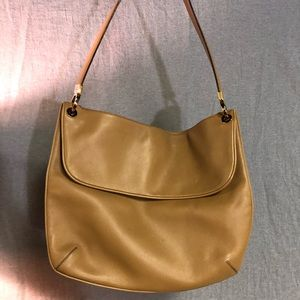 Salvatore Ferragamo genuine leather bag